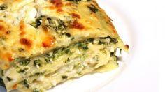 Chef Rocco DiSpirito's Mushroom Lasagna | The Dr. Oz Show