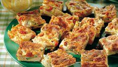 Pitopiirakka - K-ruoka Cauliflower, French Toast, Food And Drink, Pork, Chicken, Meat, Vegetables, Breakfast, Recipes