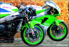 Kawasaki ZXR750 endurance / BRS #21 / BRS #71 / BRS Suspension Works / www.brssuspensionworks.nl