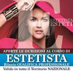 Corso Estetista 300 ore Specializzazione Online Valido ai sensi L.1/90 e Riconosciuta in Tutta Italia ed in Europa E Learning, Movie Posters, Movies, Europe, Italy, Film Poster, Films, Movie, Film
