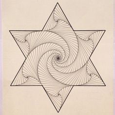 A new picture published by towards ∞. August 2014 at Fractal Geometry, Sacred Geometry Art, Fractal Art, Geometric Drawing, Geometric Art, Arte Linear, Zentangle Patterns, Tessellation Patterns, Zentangles