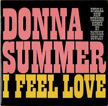 45cat - Donna Summer - I Feel Love (Part 1) / I Feel Love (Part 2) - Casablanca - UK - FEEL 7