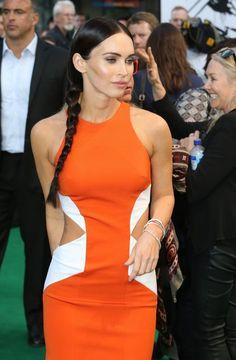 How to contour your cheekbones like Megan Fox