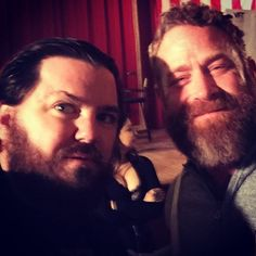 Hanging with my boy Max Martini from #savingprivateryan #13hours  #theunit #fiftyshadesofgrey and countless other films. Coolest guy in #hollywood #veteran #veteransinfilmandtelevision #marines #army #usmc #paratrooper #usc #trojans #fighton #airborne #scotch #losangeles #lalife #actor #howisthismylife #beardlife #beardedprofessional #maxmartini