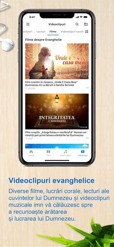 Aplicația Biserica lui Dumnezeu Atotputernic Un tezaur pentru întreținerea vieții şi pentru slujbe #Video_de_mărturie_creștină #Mărturia_unui_creștin  #marturie #Dumnezeu #povesti_adevarate #creștinism #credință_religioasă App, Film, Movie, Film Stock, Apps, Cinema, Films