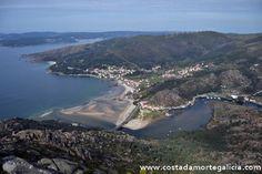 Vistas O Ézaro desde O Pedregal (Monte Pindo) #CostadaMorte @MontePindo Sin palabras