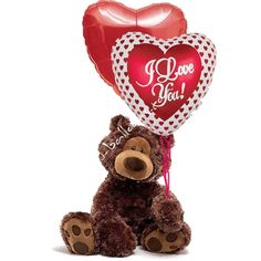 Cute and cuddly! Send your summer lover a gift that shows them you are in there heart! Save up to 8.00 through Aug 31st use coupon (summerfun) at checkout and save! http://www.1-800-balloons.com/store/products/Medium+I+love+you+Bear/LoveBear1/