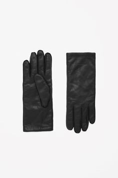 COS | Leather gloves
