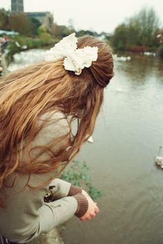 hair idea: just add a bow