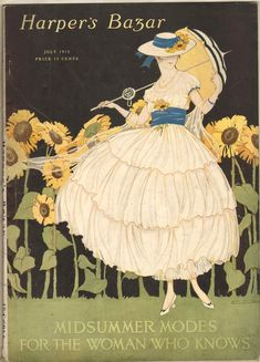 Harper's Bazar July 1915