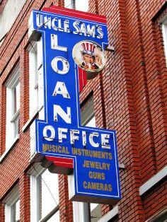 Uncle Sam's Loan Office - Bristol, TN