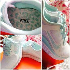 Denim Nikes
