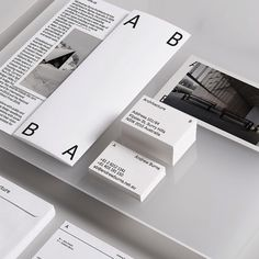 "1,434 Likes, 4 Comments - SP-GD (@studiospgd) on Instagram: ""Print Collateral for Andrew Burns Architecture. Finalizing Photography."""