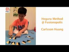 Heguru Method - Genius In Action - Carlsson Huang (6 years old) - YouTube