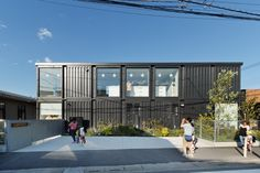 Gallery of OA Kindergarten / HIBINOSEKKEI + Youji no Shiro - 6