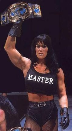 """Somebody who influenced me a lot when I was younger was Chyna. ...she always stuck out to me. She had the Intercontinental title at one point. So when I started to wrestle, that's who I looked up to, and that's what I wanted to do. Even from the beginning, I was saying that I wanted to wrestle men – I wanted to be looked at the same."" –KimberLee; RollingStone.com (12/10/15)"