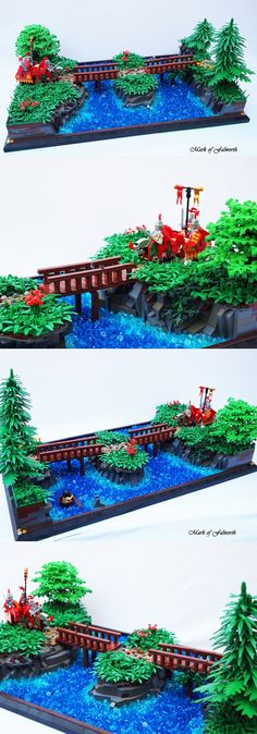 LEGO A Humble Crossing