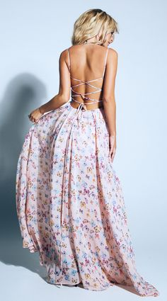 Lurelly Butterfly Gown
