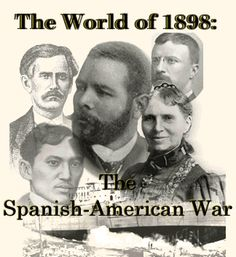 1898: the Spanish-American War...On April 25, 1898 the United States declared war on Spain following the sinking of the Battleship Maine in Havana harbor on February 15, 1898. The war ended with the signing of the Treaty of Paris on December 10, 1898. As a result Spain lost its control over the remains of its overseas empire -- Cuba, Puerto Rico, the Philippines Islands, Guam, and other islands.