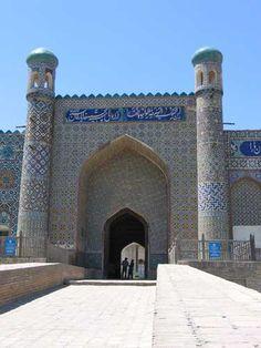 Auf Hirtenpfaden und Pilgerwegen nach Samarkand