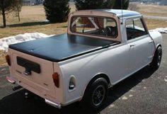 1963 Austin Mini Cooper 1/4 Ton Pickup