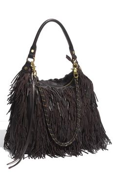 M Z Wallace 'Carla - Night Fringe' Hobo, this needs to come home to me!