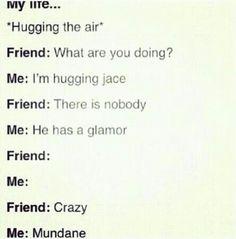 The mortal instruments Jace