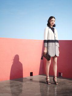 WANDIAN CAMPAIGN ♪ Fashion Editorial Photography e66845ba0bada
