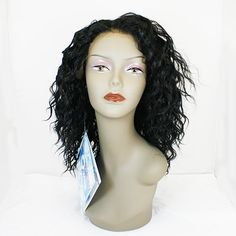 APLUS Ozone Lace Front Wig 009AM - Color #613 by APLUS. Save 18 Off!. $65.99. CURLY. SYNTHETIC. INVISIBLE LACE. FULL WIG. LACE FRONT WIG. *Returns and Exchanges Policy Your satisfaction is important to us! 100% Exchange/Returns on purchases made within two weeks. The following must be met: If you are not completely satisfied with your purchase, you may return an eligible item for an exchange or refund* within two weeks of the shipment date. Returns/Exchanges received after two weeks are…