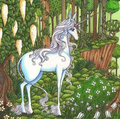 The last Unicorn by *Ganjamira on deviantART