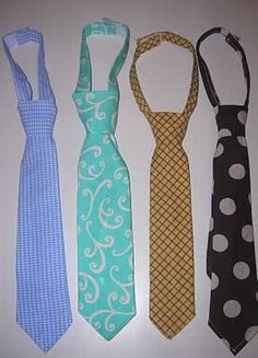 25 Trendy sewing for kids boys tie pattern Sewing Projects For Guys, Sewing For Kids, Baby Sewing, Kid Projects, Crafty Projects, Baby Tie, Diy Baby, Make A Tie, Tie Pattern