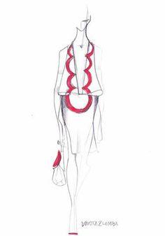 Cibeles Madrid Fashion Week, Primavera-Verano 2012.- Boceto Devota & Lomba