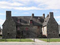 Manoir des Beauvais Dol-de-Bretagne (France)