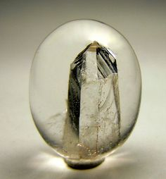 Manifestation crystal within crystal. Jenny Lens: I WANT! Is this powerful and magical or what!