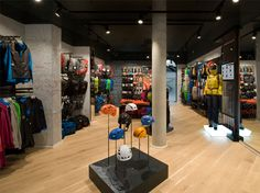 the north face store in myeongdong seoul brands pinterest seoul and south korea. Black Bedroom Furniture Sets. Home Design Ideas