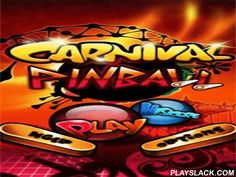 Carnival Pinball  Android Game - playslack.com , a varicoloured pinball for Android, with pretty graphics and better physics. You are waited for by 3 levels and different representations, which are connected among themselves by distinctive transitions.invalid