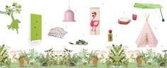 kids design jukebox - a misura di bimbo Kids Collage, Collage Ideas, Jukebox, Zine, Kids Room, Holiday Decor, Children, Spring