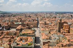 """""""Perhaps my impression of Bologna will change after time has rubbed away the sheen of my week there. Or maybe it really is one of Italy's best undiscovered cities"""" - """"Bologna: the alternative city"""" by @michalturtle"""