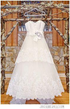 just a dream photography DeStarte Wedding Barn Wedding Photographers Lincolnton NC photo
