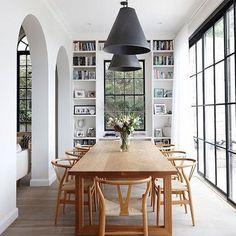Nice 42 Popular Modern Dining Room Furniture Ideas