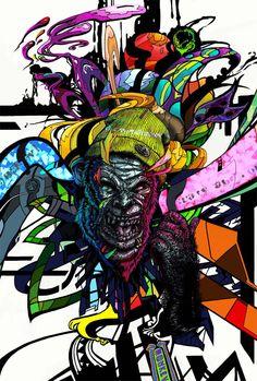 ファンキーチンパンジー(funkychimpanzee)