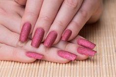 Nail Art For Beginners - Sand Nail Art