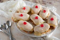 Gelato, Deserts, Pudding, Pasta, Cakes, Food, Pastries, Recipes, Ice Cream