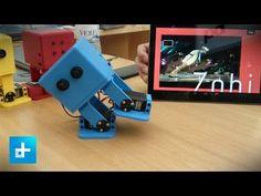 Aprende programación con Zowi, el nuevo robot inteligente de BQ - http://www.actualidadgadget.com/aprende-programacion-con-zowi-el-nuevo-robot-inteligente-de-bq/
