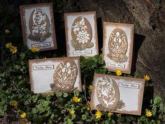 Handmade cards, Easter cards, eco card making Handmade Cards, Card Making, Easter, Decorations, How To Make, Craft Cards, Easter Activities, Dekoration, Diy Cards