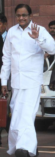 आई एन वी सी, दिल्ली, वित्त मंत्री पी चिदम्बरम ने समावेशी और सतत विकास के लिए उ