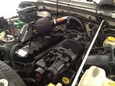 Jeep Superchargers - 97-01 XJ 4.0 System