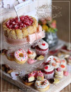 Miniature food ♡ ♡ by Valentina Manzo