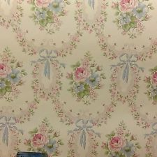 Vintage wallpaper Jenny Wren 1980's made in england storey