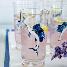 Lavender Gin Cocktail | Coastalliving.com